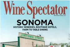Wine Spectator:<br/> Sonoma's Heartland: Top places to eat, drink and stay in Sonoma Valley