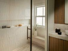 Carriage Guestroom shower detail