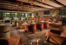 The Bar at MacArthur interior