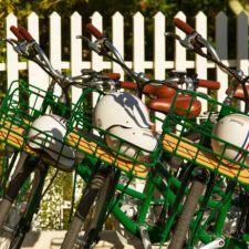 Blix pedal-assist electric bikes