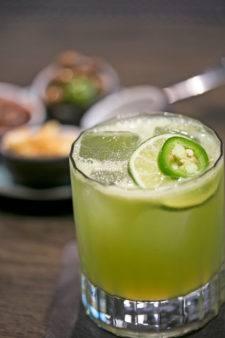 Jalisco Heat Cocktail