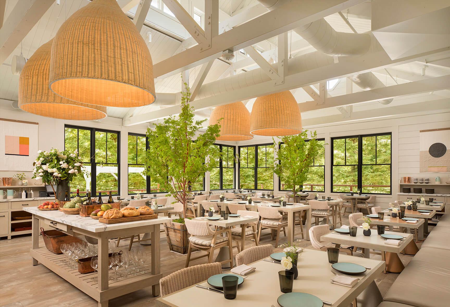 Layla Restaurant Mediterranean Farm