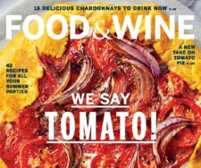 Food & Wine:<br/>Obsessions