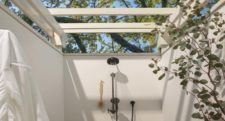 Outdoor Shower at MacArthur Place