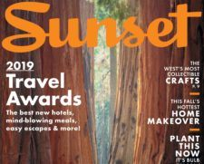 Sunset Magazine:<br/>2019 Travel Awards: 101 Reasons To Explore The West Now