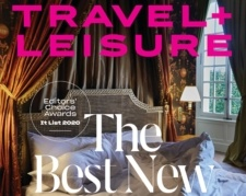 Travel+Leisure:<br/>2020 It List: Best New Hotels In The World