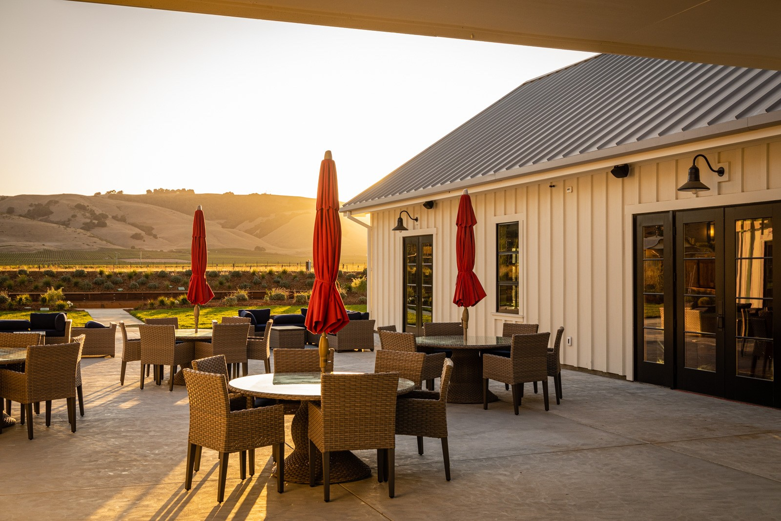 Anaba Winery: Five New Foodie Hotspots