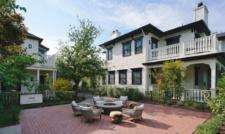 MacArthur Place,<br>in Sonoma California