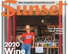 Sunset Magazine:<br> Stay Here: 26 Wine Country Winners