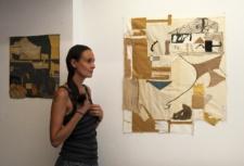Collage Workshop with Fanny Allié