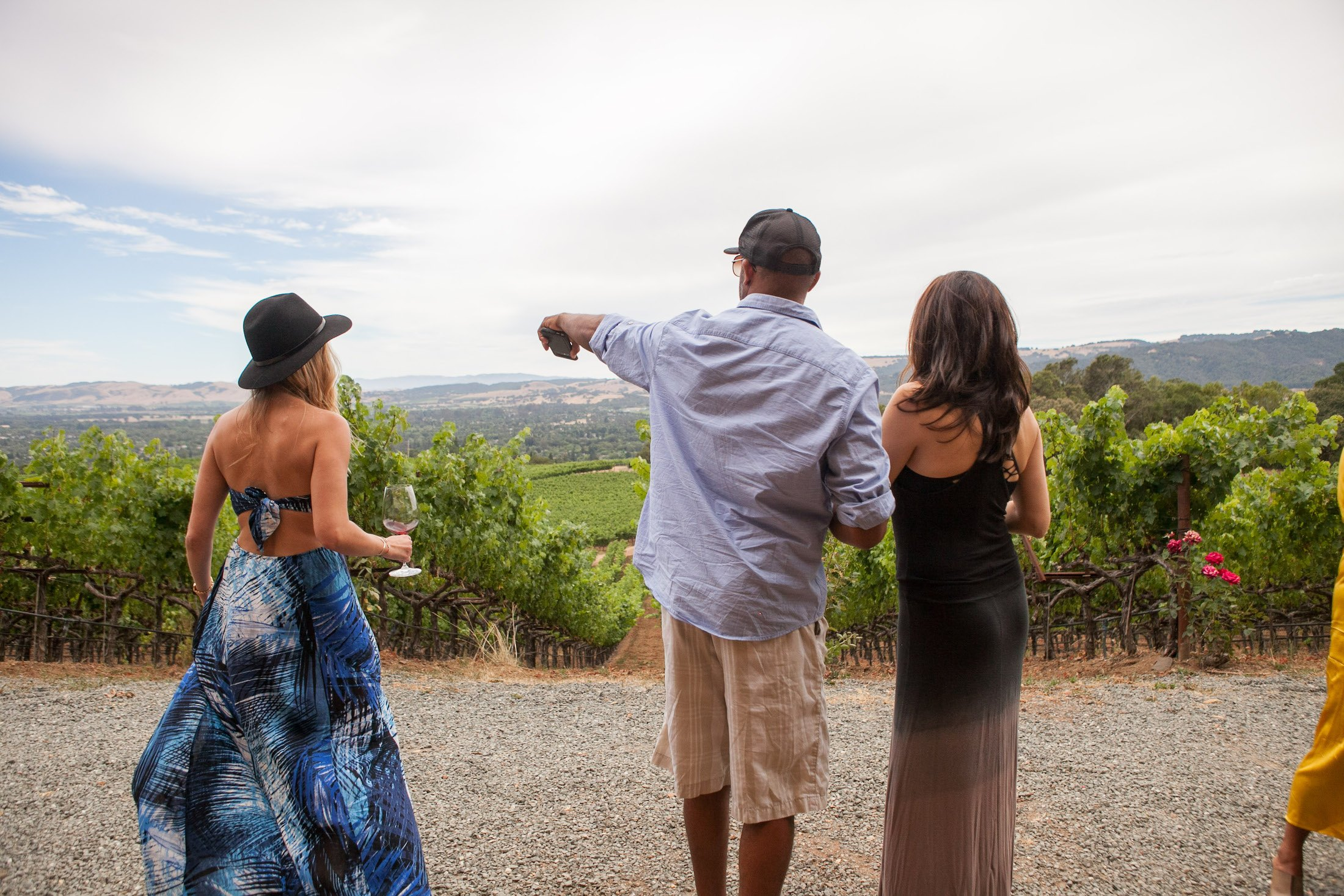 Bohemian Highway Travel Co. Wine Tour