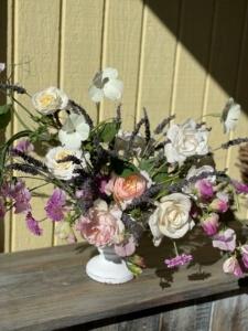 Lavender Floral Workshop at MacArthur