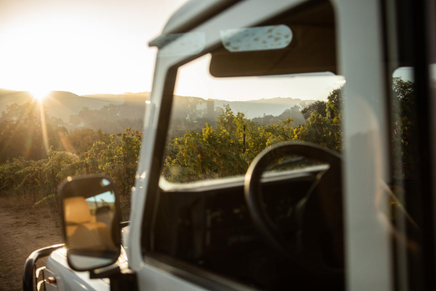 wine country road trip