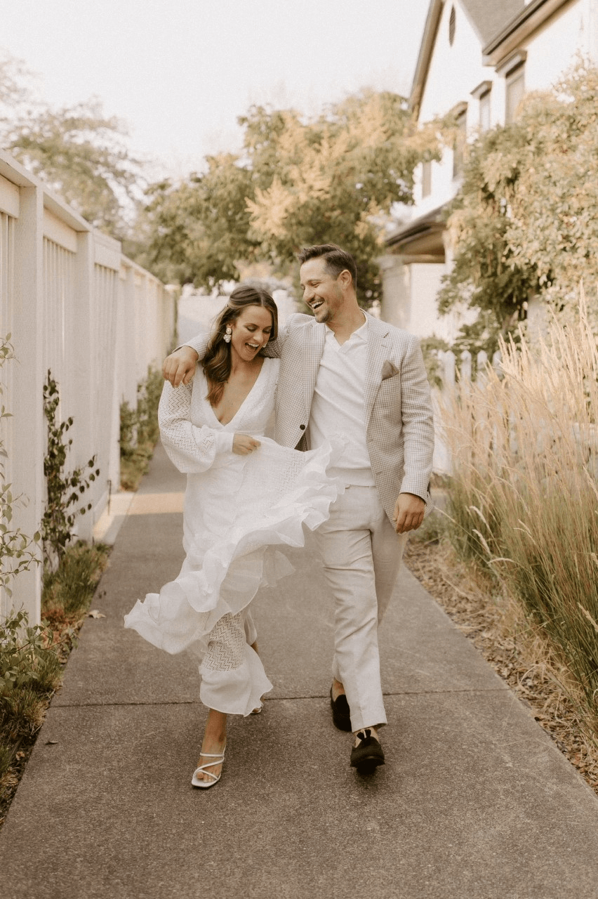 The Idyllic Sonoma Elopement at MacArthur Place